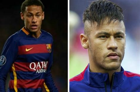 Messi Hairstyle 2015 Chions League by Cortes De Cabello De Neymar Jr 2016 El Corte De Pelo De