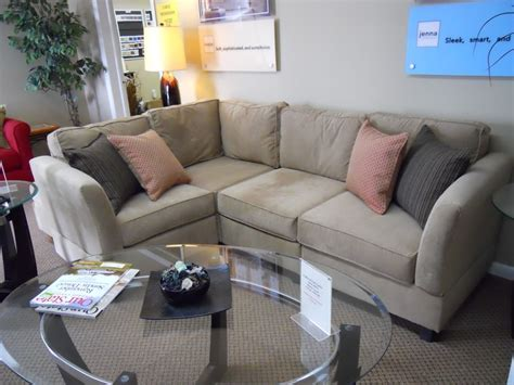 Sectional Sofas Apartment Size 12 Best Collection Of Apartment Sofa Sectional