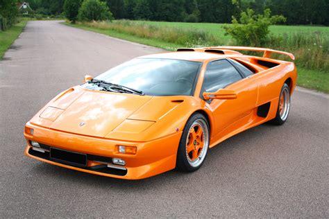 1998 Lamborghini Diablo 1998 Lamborghini Diablo Pictures Information And Specs