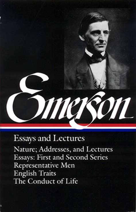 Emerson Essays And Lectures by The Greatest Gift Is A Portion Of Thysel By Ralph Waldo Emerson Like Success