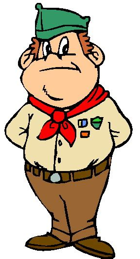 clipart scout scouting clip cliparts