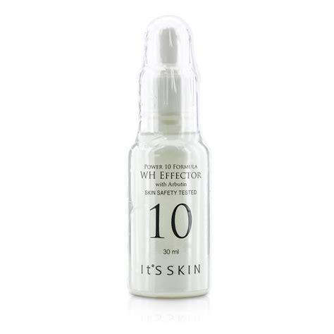 Wh Skincare it s skin power 10 formula wh effector whitening serum fresh