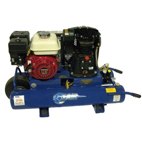 resource rentals 6 5 hp 13 5 cfm portable compressor