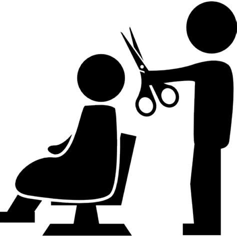 salon de coiffure avec des ciseaux couper les cheveux 224 un