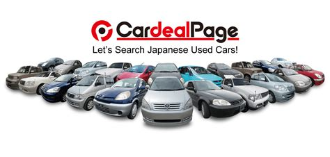 used cars japanese used cars for sale cardealpage