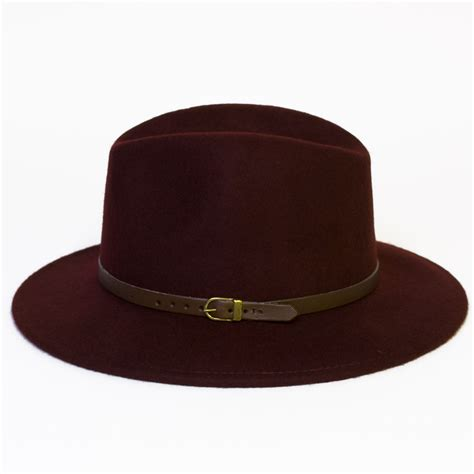 Handmade Hats For - wool felt handmade fedora hat ebay