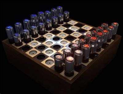 simply creative creative and unique chess sets 20 creative and unusual chess sets