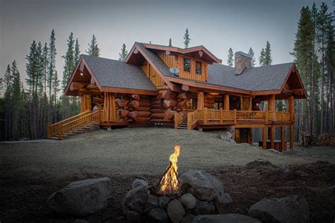 homes in the mountains home mountain log homes of colorado inc