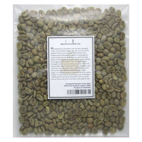 Roasted Bean Arabika Gayo Premium coffee consumers 100 authentic sumatra aceh gayo arabica kopi luwak civet unroasted