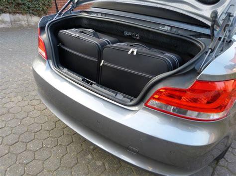 Bmw 1er Cabrio Kofferset by Roadsterbag Kofferset F 252 R Bmw 1er Cabrio E88 Bmw