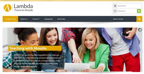 moodle theme layout options moodle premium themes review of top 10 moodle templates