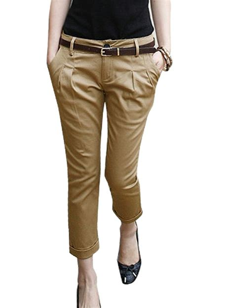 Dress With Belt W4975nt D Khaki picture of in khali belts gt gt khaki