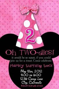minnie mouse custom birthday printable disney invitations may to use this for clare s 2nd