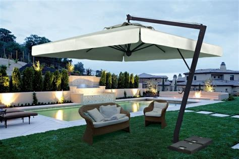 Large Backyard Umbrella Moderne Gartengestaltung 110 Inspirierende Ideen In