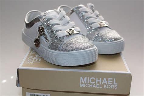 mk toddler shoes michael kors malaga shoes sneakers sz 6 7