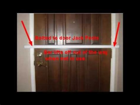 How To Prevent Door Kick In by The Best Door Security How To Prevent Kick In And Door Breach