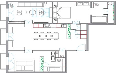interior design room layouts layout template interior