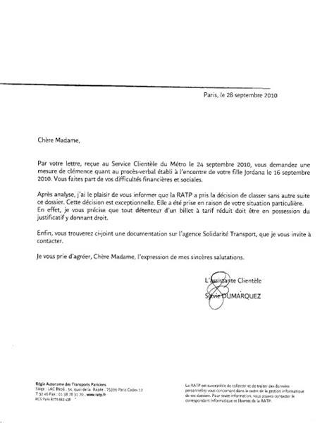 Exemple De Lettre Remise Gracieuse D 233 Marche R 233 Ussie Remise Gracieuse D Amende Ratp Plumeacide Le De Plume Solidaire