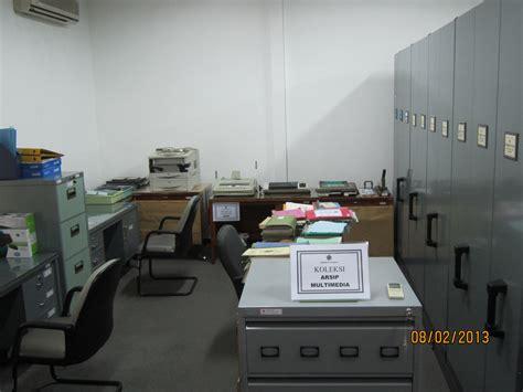 layout ruang arsip renovasi dan penataan layout ruang pusat arsip dan museum