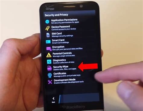 hard reset blackberry z30 blackberry z30 hard reset и soft reset два способа