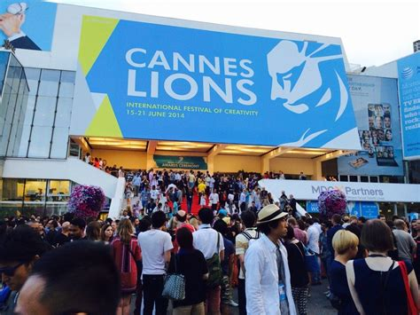 cannes lion film festival exhibition stands in cannes
