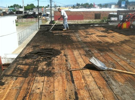 Flat Roof Repair Cost Replacing Roof Roof Replacement Is
