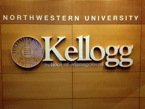 Kellogg Mba by Kellogg School Of Management Ndio
