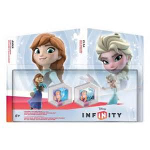 Disney Infinity Frozen World Frozen Box Set Disney Infinity A Mighty