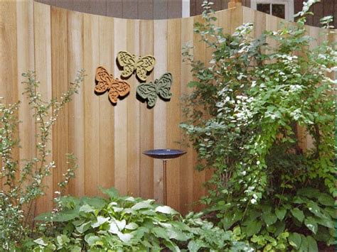 backyard wall art interesting outdoors wall art ideas decozilla