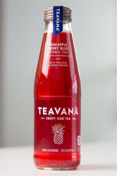 bottled herbal tea starbucks bottled teavana teas popsugar food