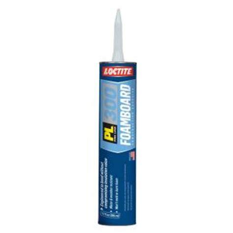 loctite pl300 10 fl oz foamboard voc adhesive 1421941