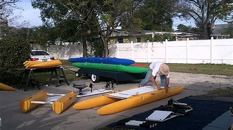 expandacraft boat 3 boats 4 minutes expandacraft boats youtube