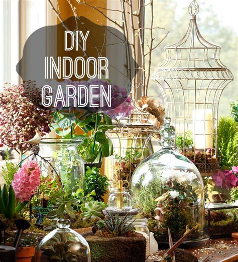 diy indoor garden how to diy and indoor garden