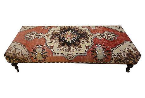 antique rug ottoman antique rug ottoman i