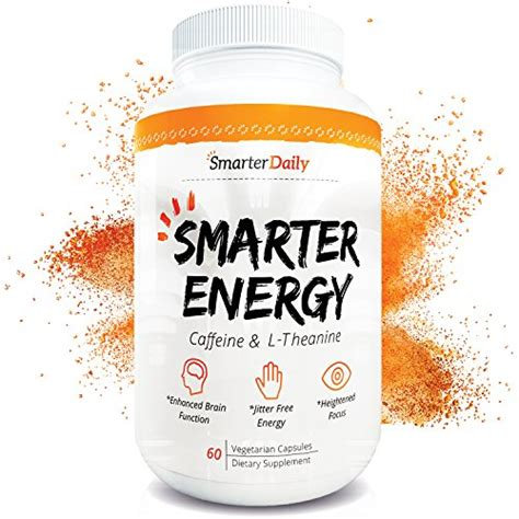 l theanine energy drink caffeine 150mg l theanine 200mg 60 pills mental