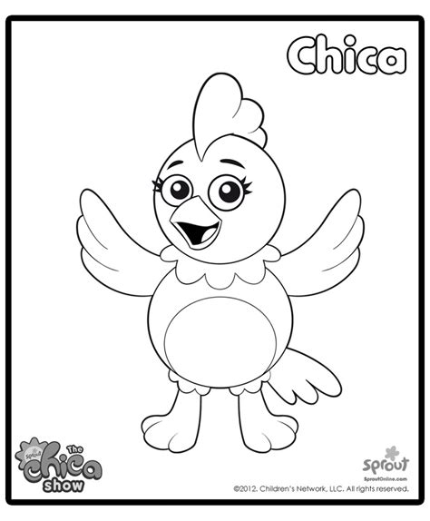 sprout coloring pages az coloring pages