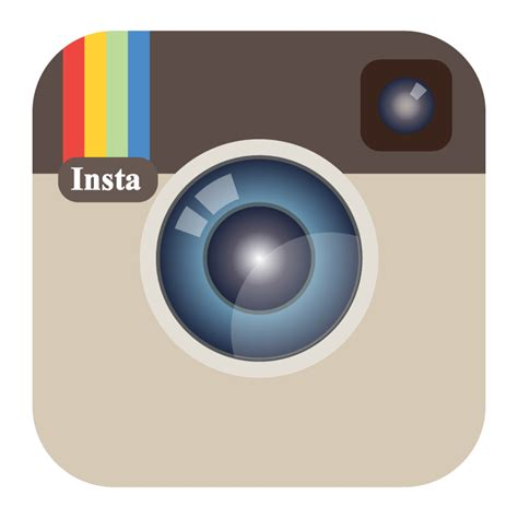 instagram icon vector logo eps svg