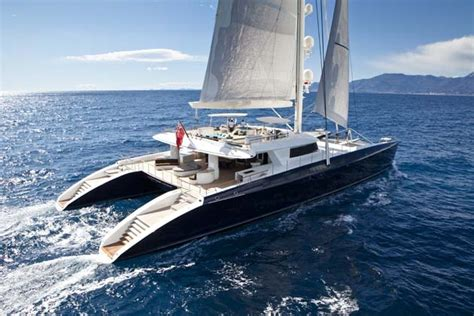 largest luxury boat in the world the current top ten largest luxury catamarans for charter