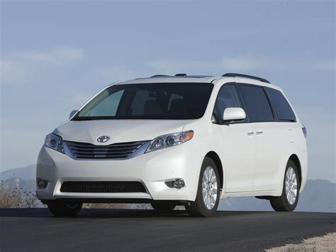 nissan sienna luxury fast cars wallpapers 2011 toyota sienna van