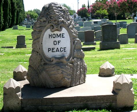 the home of peace cemetery on stockton boulevard replaced