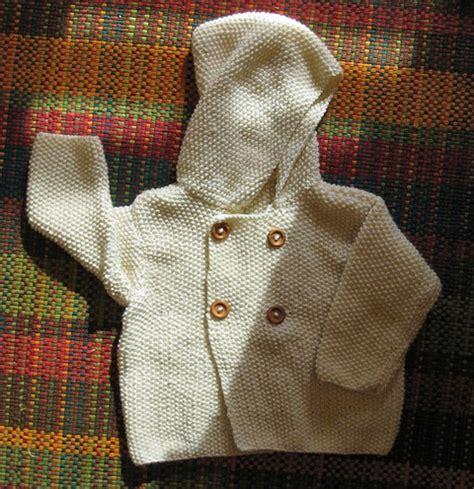 free baby hoodie knitting pattern webs yarn store 187 free patterns