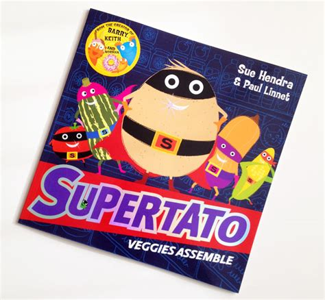 book review supertato veggies assemble by sue hendra a mum reviews