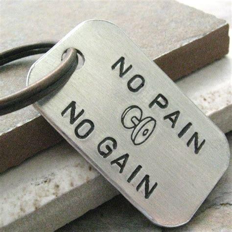 no pain no gain not true nicola strother