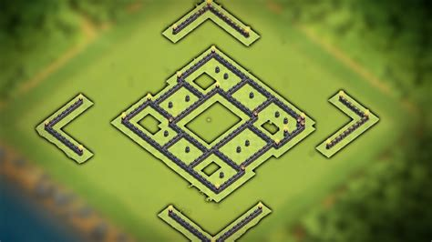 layout coc copy easy to copy the zone new quot best quot town hall 9 trophy war