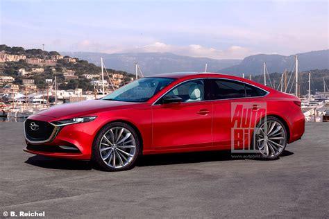 Mazda 6 Vision Coupe 2020 by Mazda 6 2020 6 Zylinder Mazda Review Release