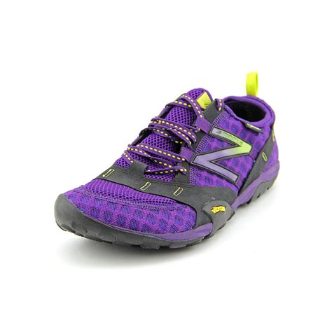 size shoes new balance o10 womens size 9 purple narrow trail running