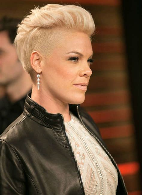 pinks current hairstyle p nk oscars post party pink photo 36817287 fanpop