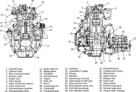 ship engine parts marine engines or parts of internal combustion engine
