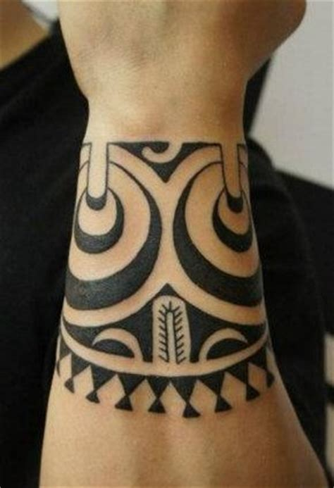 tattoo tribal bracelete bracelet tattoo