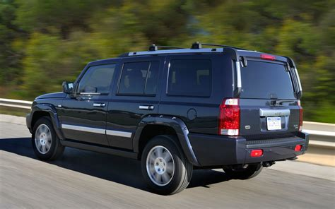 used jeep commander image gallery 2005 jeep commander
